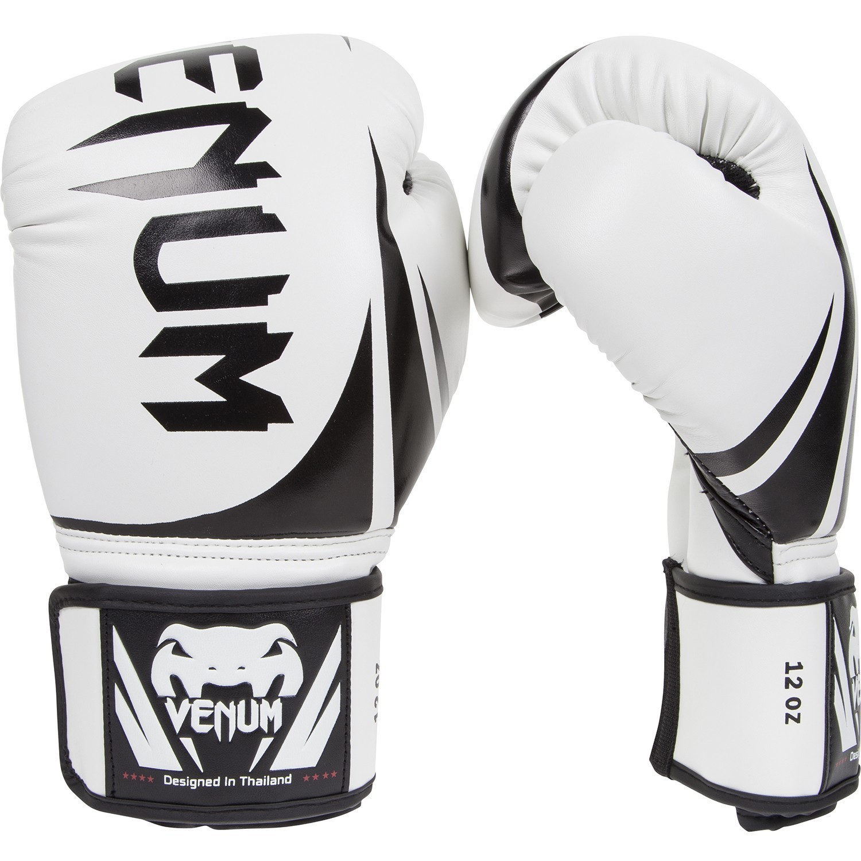 Перчатки боксерские Venum Challenger White<br>Вес кг: 500.00000000;