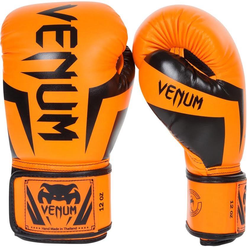 Перчатки боксерские Venum Elite Neo Orange<br>Вес кг: 500.00000000;