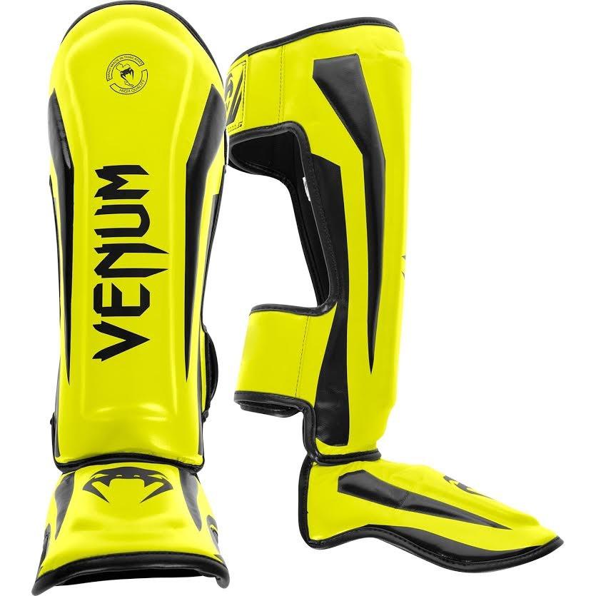 Щитки Venum Elite Neo Yellow<br>Вес кг: 500.00000000;