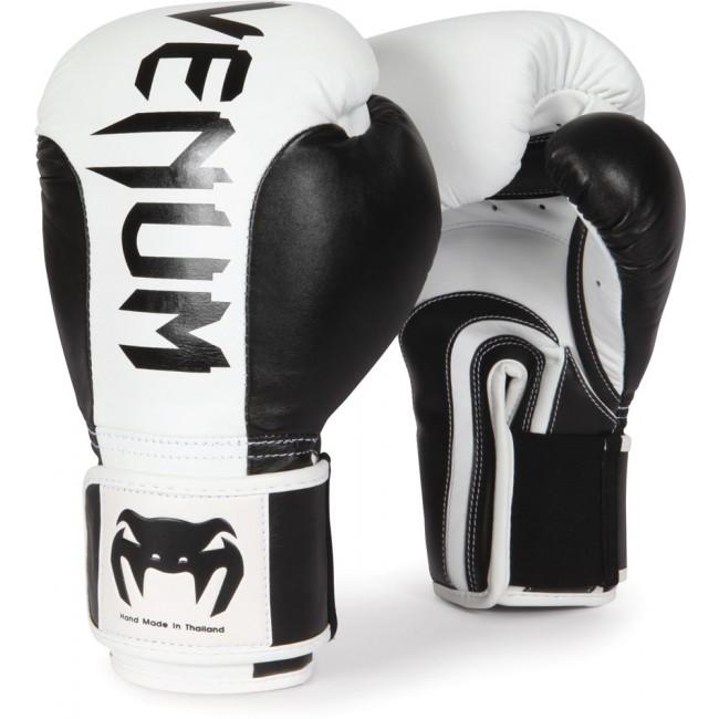 Перчатки боксерские Venum Absolute Black/White<br>Вес кг: 500.00000000;
