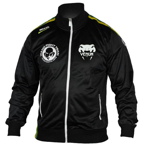 Олимпийка Venum Team Silva Polyester Jacket