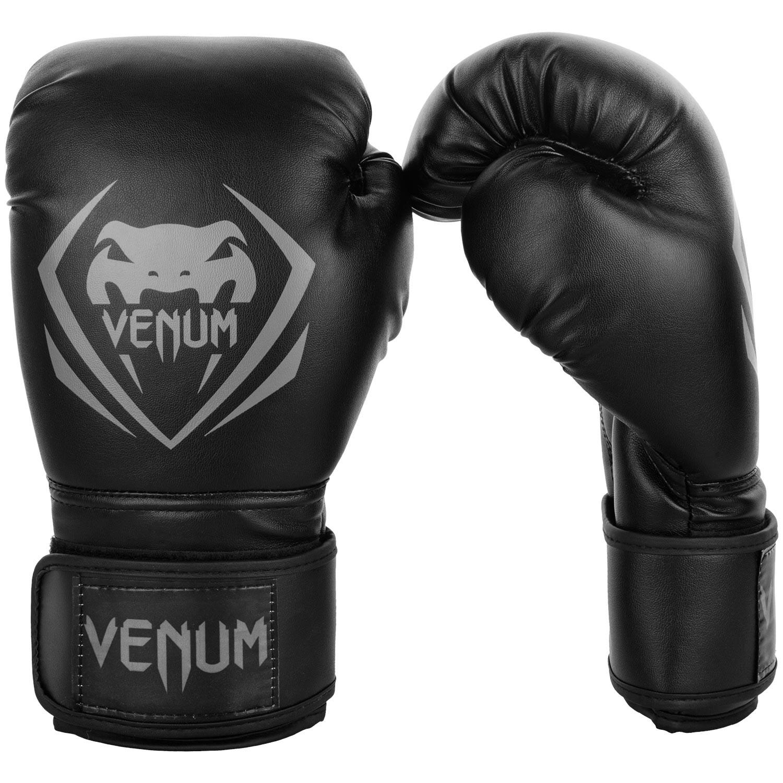 Перчатки боксерские Venum Contender Black/Grey<br>Вес кг: 500.00000000;