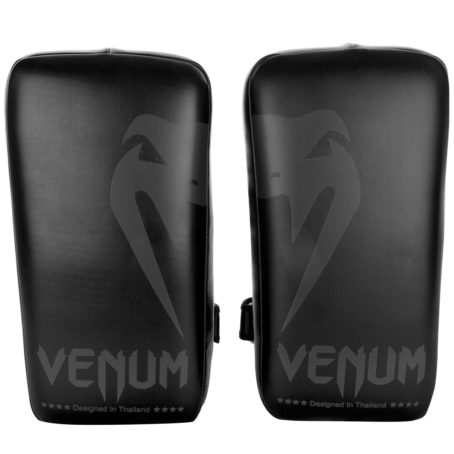 Пэды Venum Giant Kick Pads Black/Black (пара)<br>Вес кг: 2500.00000000;