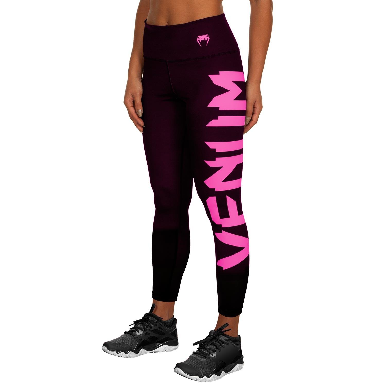 Леггинсы Venum Giant Black/Neo pink<br>Вес кг: 200.00000000;
