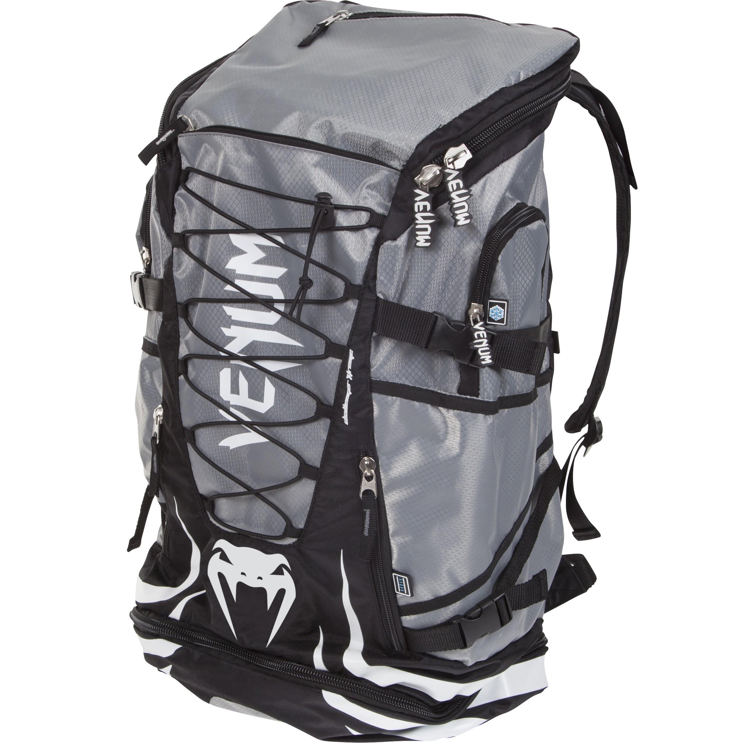 Рюкзак Venum Challenger Xtreme Black/Grey<br>Вес кг: 0.00000000;