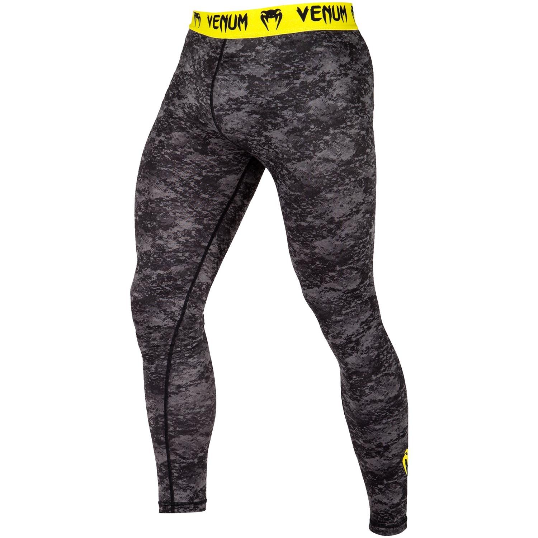 Компрессионные штаны Venum Tramo Black/Yellow<br>Вес кг: 250.00000000;