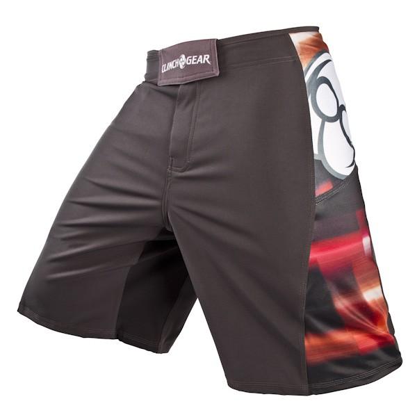 Шорты ММА Clinch Gear Signature Hazy Short- Dark Shadow<br>Вес кг: 350.00000000;