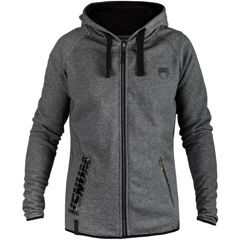 Толстовка Venum Contender 2.0 Grey/Black