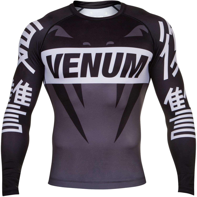 Рашгард Venum Revenge Grey L/S<br>Вес кг: 200.00000000;