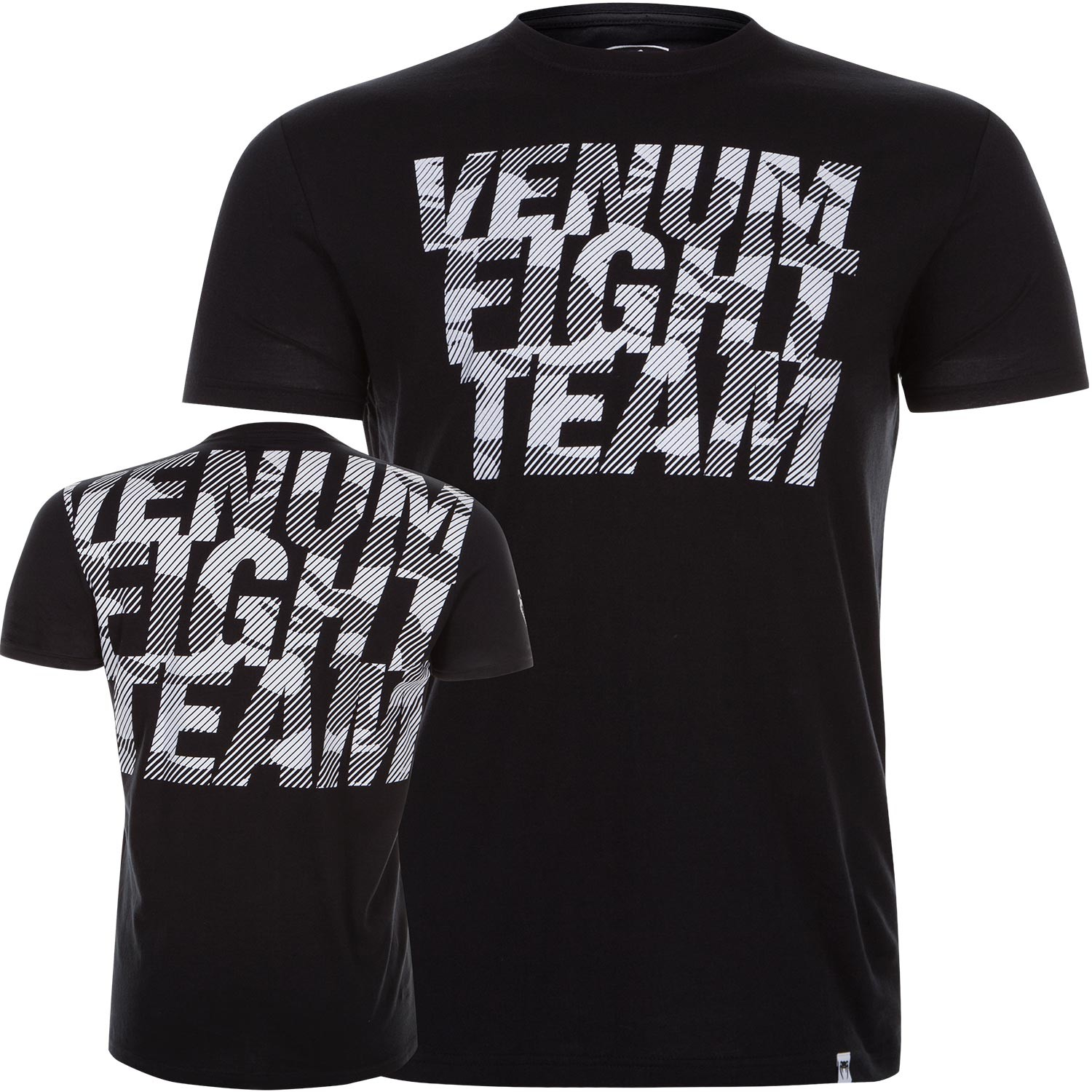 Футболка Venum Speed Camo Urban Tee Black<br>Вес кг: 200.00000000;