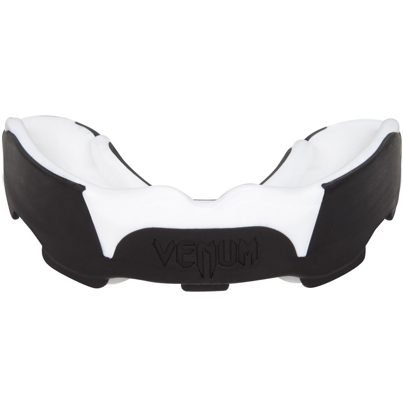 Капа боксерская Venum Predator Black/White<br>Вес кг: 150.00000000;
