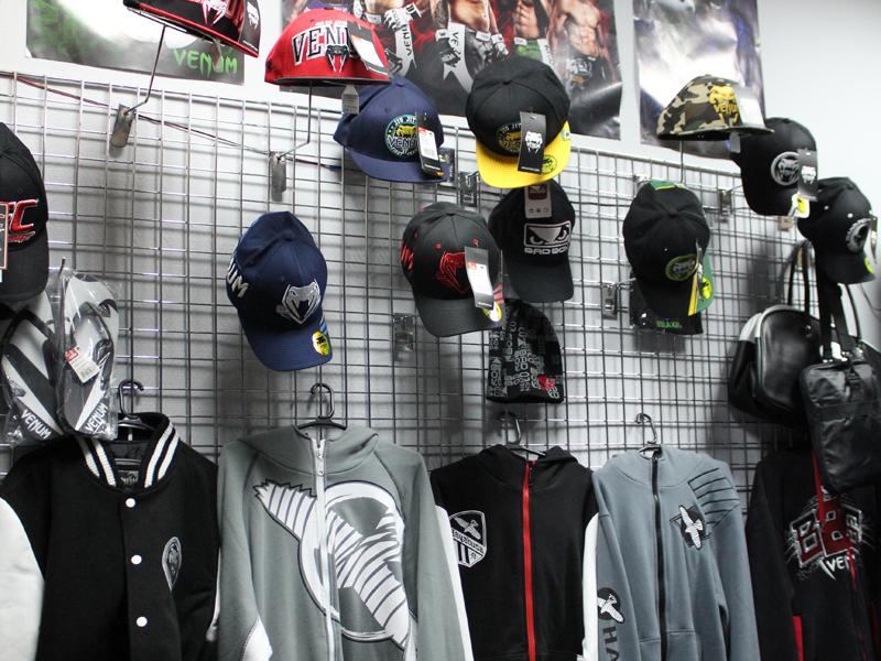 Магазин ММА - спортивная одежда и экипировка