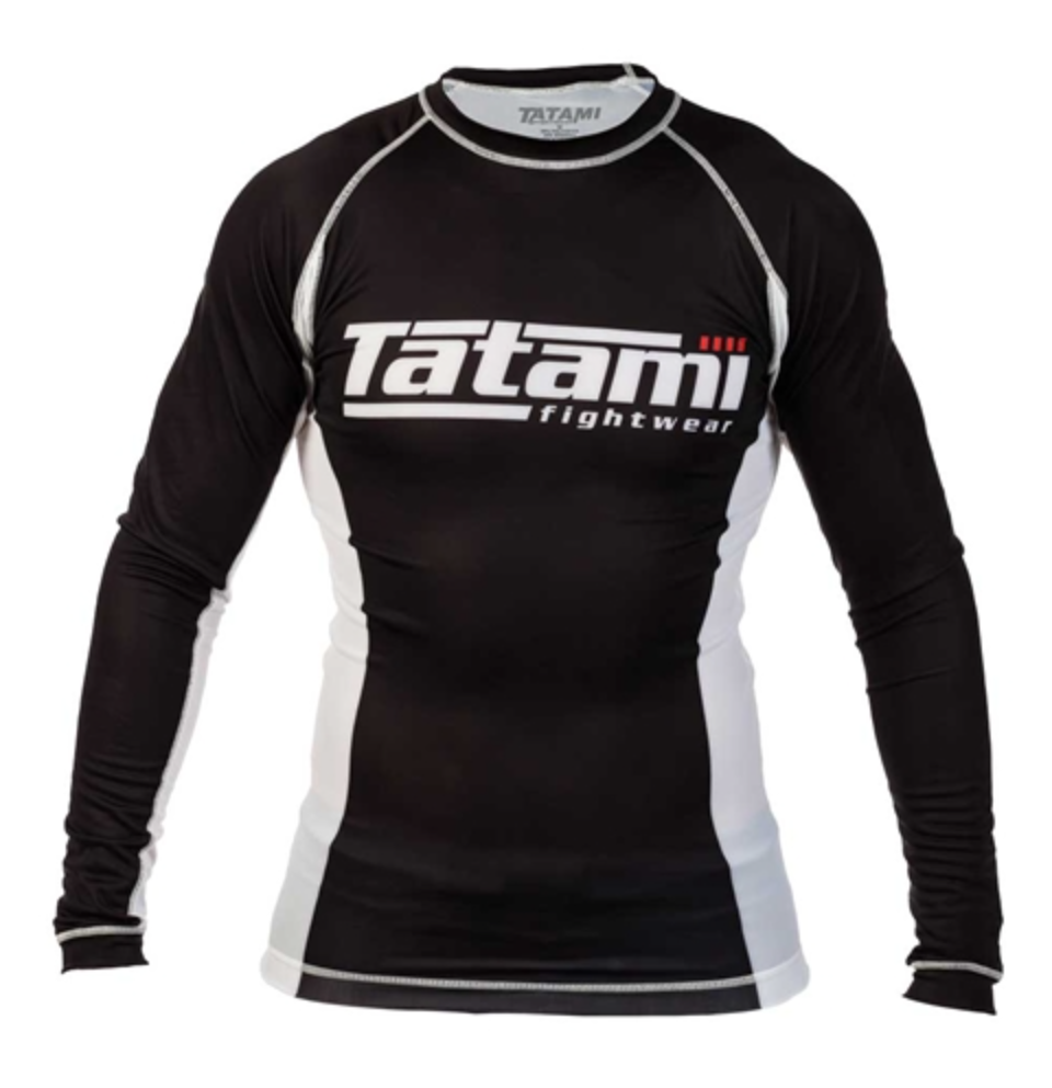Рашгард Tatami Black Essentials L/S<br>Вес кг: 300.00000000;