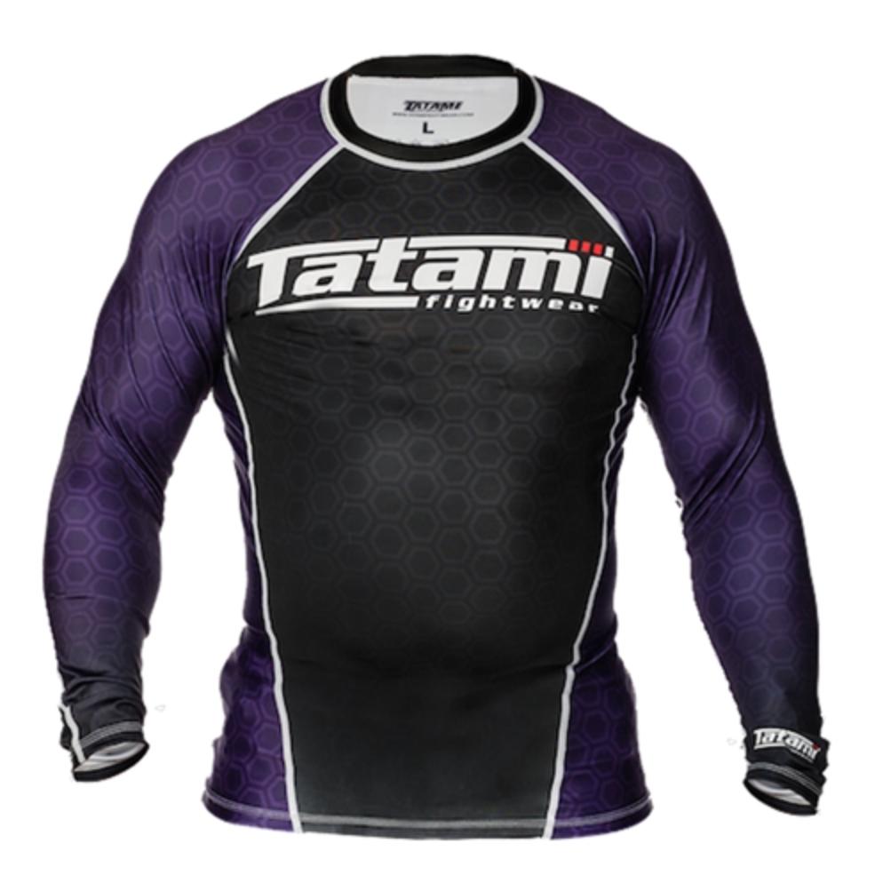 Рашгард Tatami IBJJF - Purple L/S<br>Вес кг: 300.00000000;