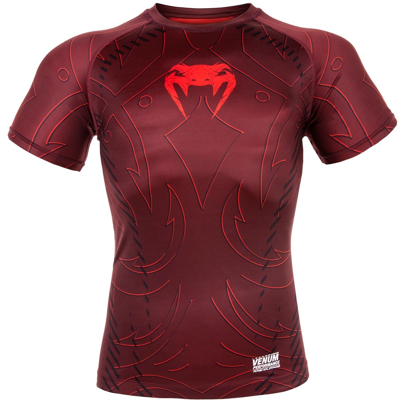 Рашгард Venum Nightcrawler Red S/S<br>Вес кг: 200.00000000;