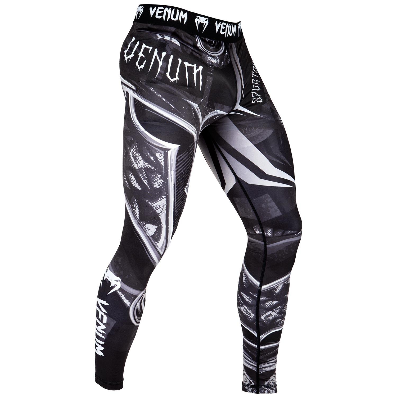 Компрессионные штаны Venum Gladiator 3.0 Black/White<br>Вес кг: 250.00000000;