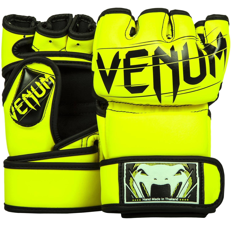 Перчатки ММА Venum Undisputed 2.0 Neo Yellow<br>Вес кг: 300.00000000;