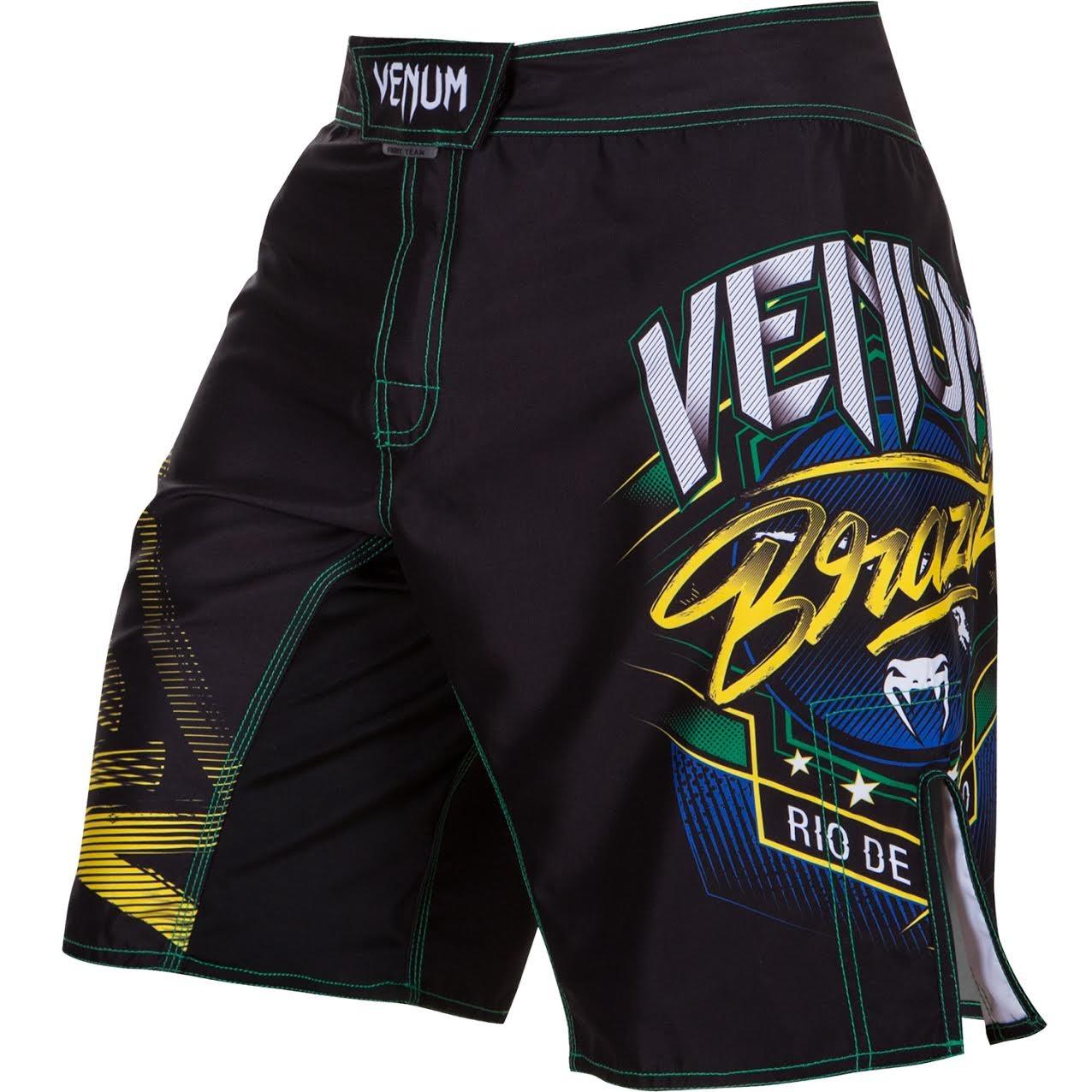 Шорты ММА Venum Carioca 3.0 Fight Shorts - Black<br>Вес кг: 0.00000000;