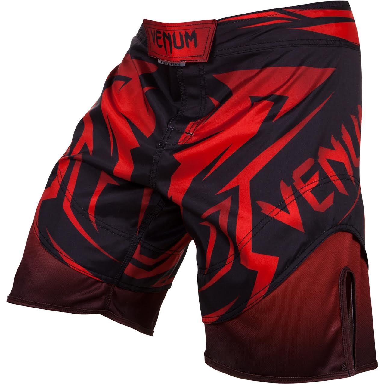 Шорты ММА Venum Shadow Hunter Fight Short - Black/Red<br>Вес кг: 0.00000000;