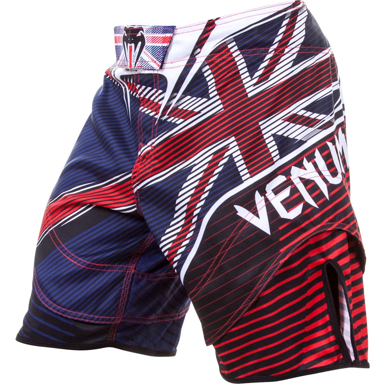 Шорты ММА Venum UK Hero Fight Short - Blue/Red/Ice<br>Вес кг: 350.00000000;