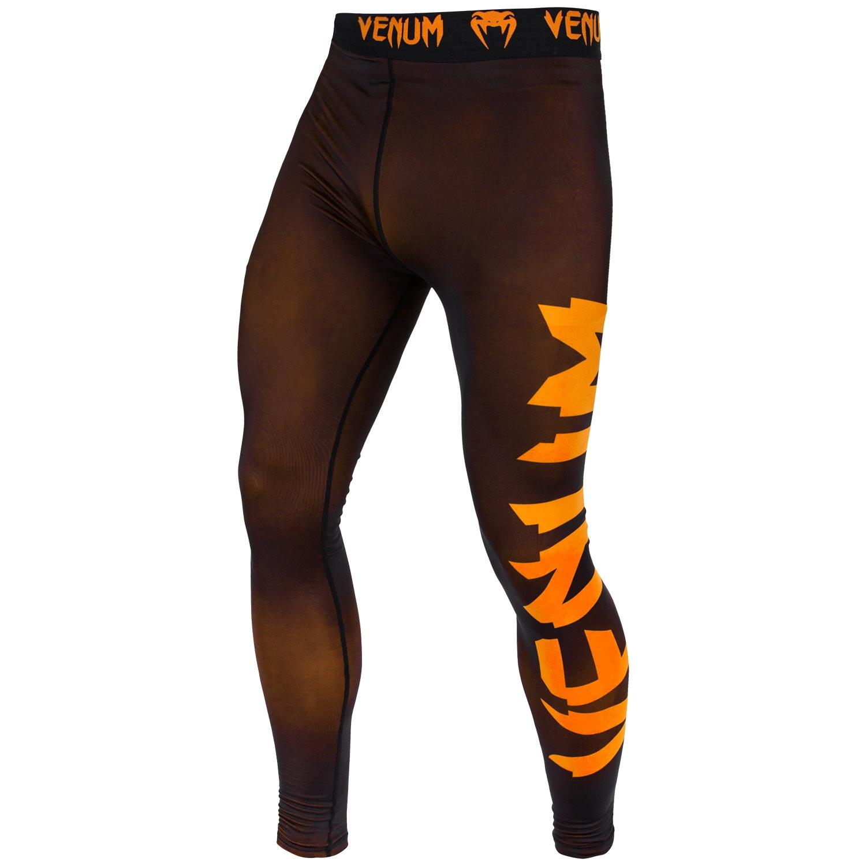 Компрессионные штаны Venum Giant Black/Orange<br>Вес кг: 250.00000000;