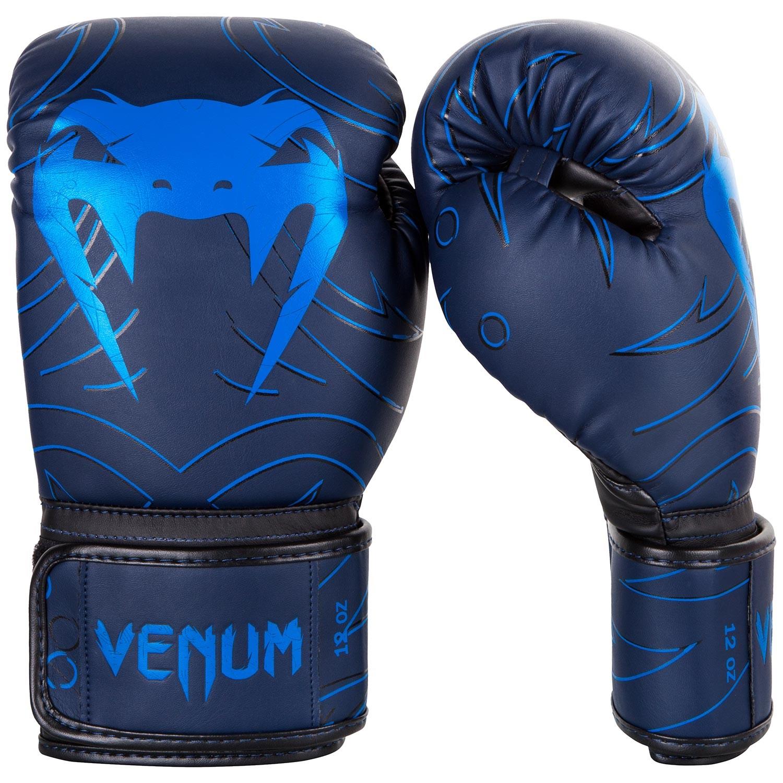 Перчатки боксерские Venum Nightcrawler Navy Blue<br>Вес кг: 900.00000000;