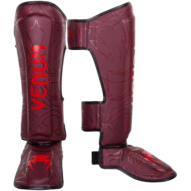 Щитки Venum Nightcrawler Red<br>Вес кг: 1100.00000000;