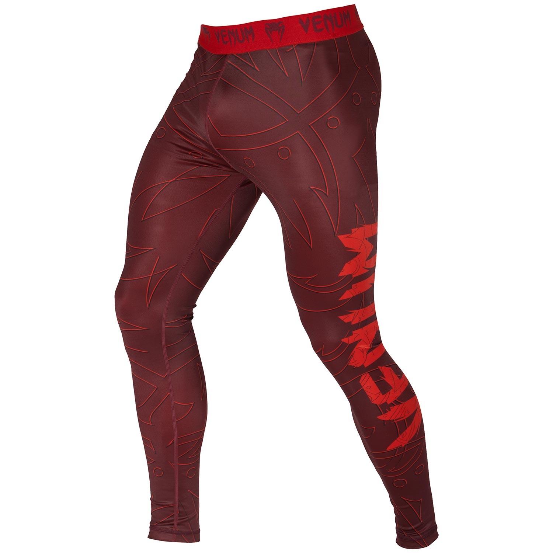 Компрессионные штаны Venum Nightcrawler Red<br>Вес кг: 250.00000000;